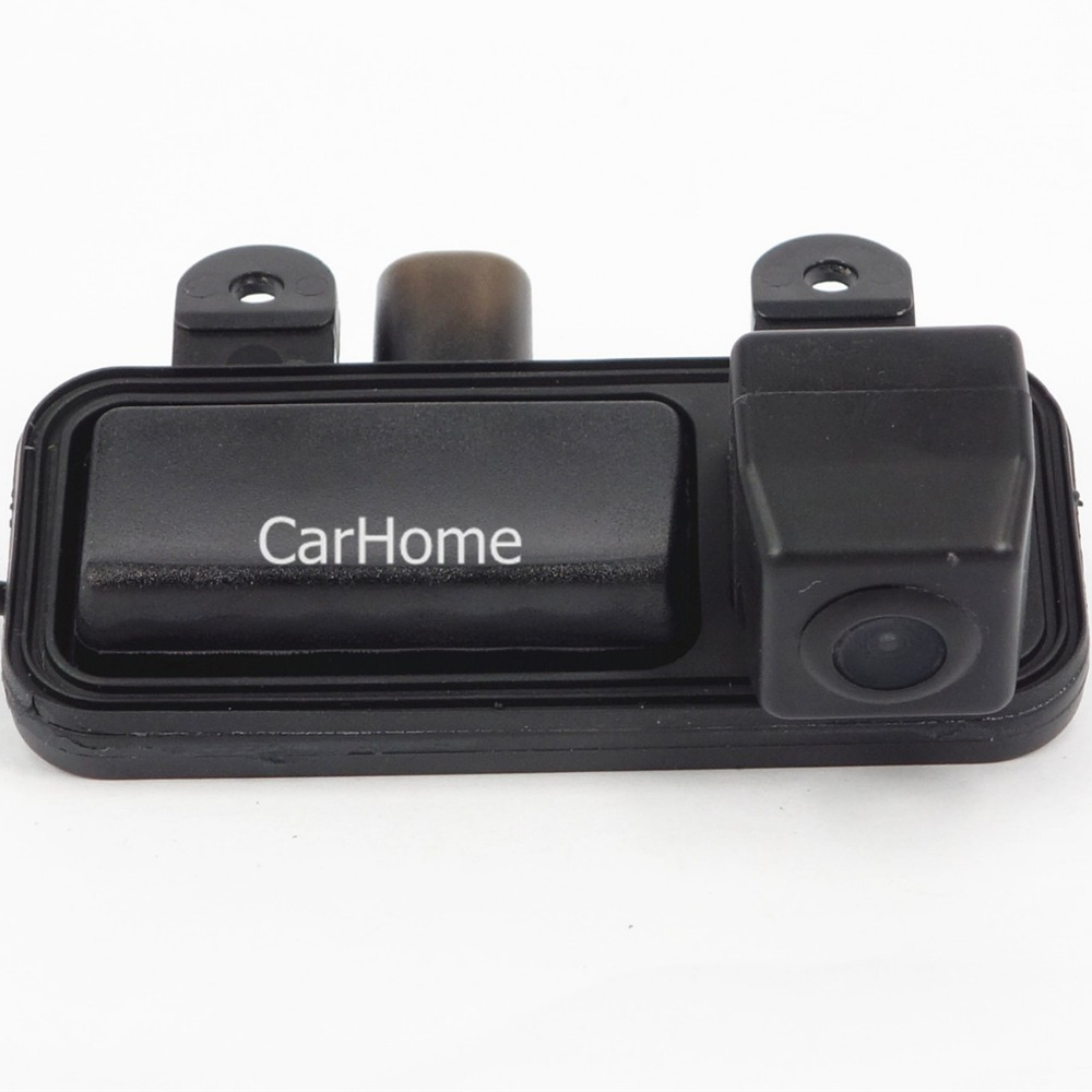 HD kleurrijke auto Achteruitrij-koffer met handvat en camera met HD - Auto-elektronica