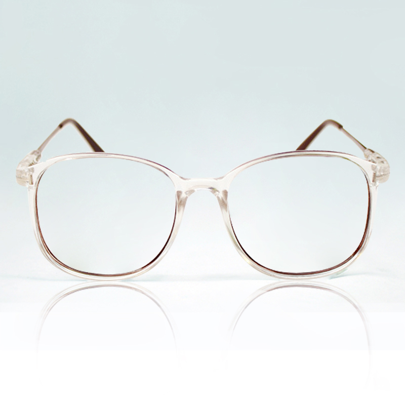 ②Transparent Glasses Frame for women Eyeglasses Spectacles Frames ...