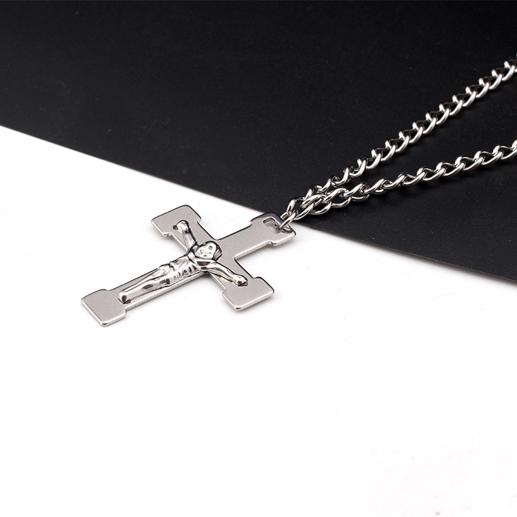 Cross christian necklace in Wall Crosses from Home Garden