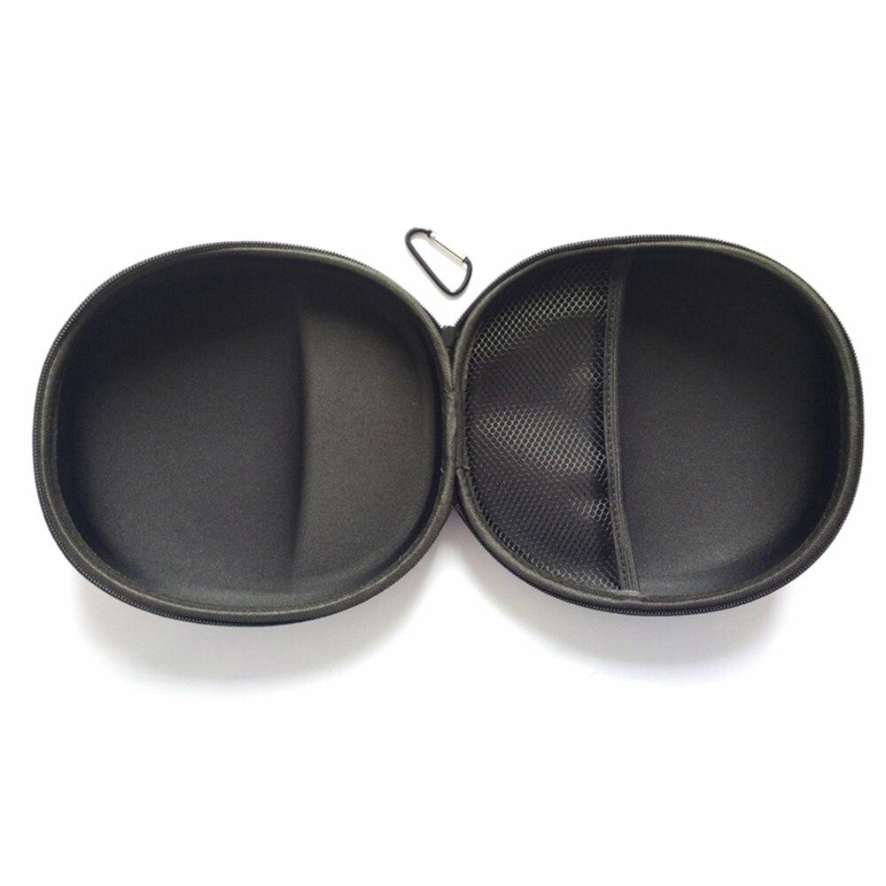 lowest price Case For Sennheiser Headphone Hard Case Bag for Sennheiser HD598 HD569 HD559 HD599 HD518 HD558 Headphones Earphone Accessories