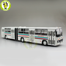 1/43 Ikarus 280 Soviet Russia Articulated City Bus Coach Diecast Model Car Bus