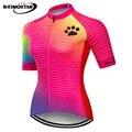 Женская велосипедная майка с коротким рукавом  велосипедная майка для девочек  велосипедная одежда  MTB Топ  Ropa Ciclismo  Майо  розовая летняя спо...