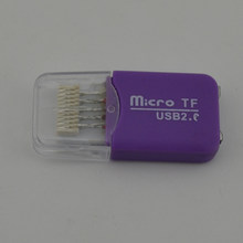 10PCS For DC for Dreamcast TF card Micro SD card reader contains the disc iron card holde(China)