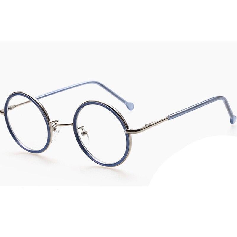 High Quality Anti Blu ray Rreading Glasses Hyperopia Eyewear Prescription Diopter Eyeglasses Comfortable Spring Legs KMF201