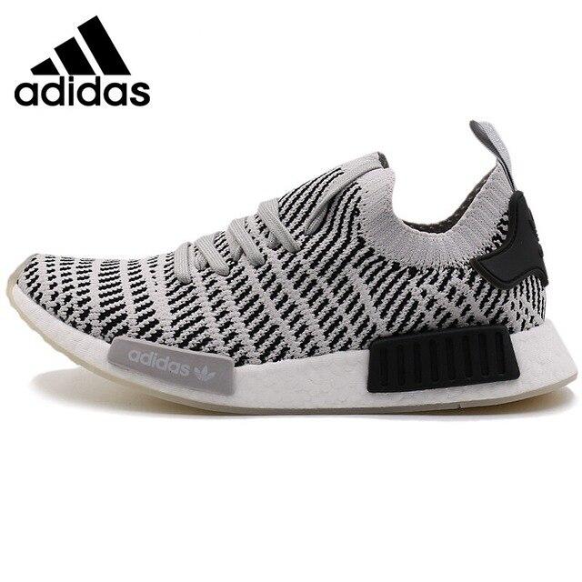 3bd4cbbb42741 Original New Arrival Adidas Originals NMD R1 STLT PK Men s Running Shoes  Sneakers