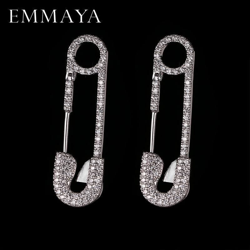 Lux Accessories CZ Stud Earrings RhodiumTone Plated Silvertone Base /& Highest Grade AAA CZ Stone