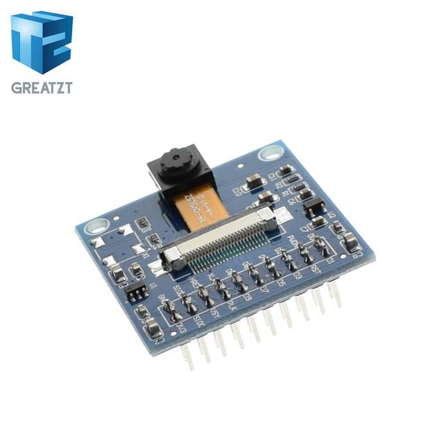 online shop greatzt 1pcs ov7670 module with adapter board contains