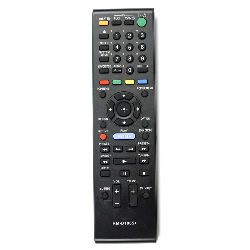 Sony rm-vpr1 remote control with multi terminal cable rm-vpr1.