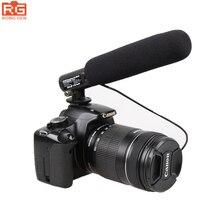DC/DV Microphone MIC pour Nikon D7100 D7000 D5200 D5100 D3200 D3100 D800 pour Canon EOS 5d/7D/6D/70D/60D/100D/5D Mark III