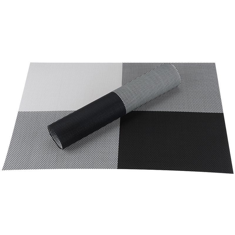 Σετ από 8 πλακίδια χρώματος μπλοκ PVC - Κουζίνα, τραπεζαρία και μπαρ - Φωτογραφία 5