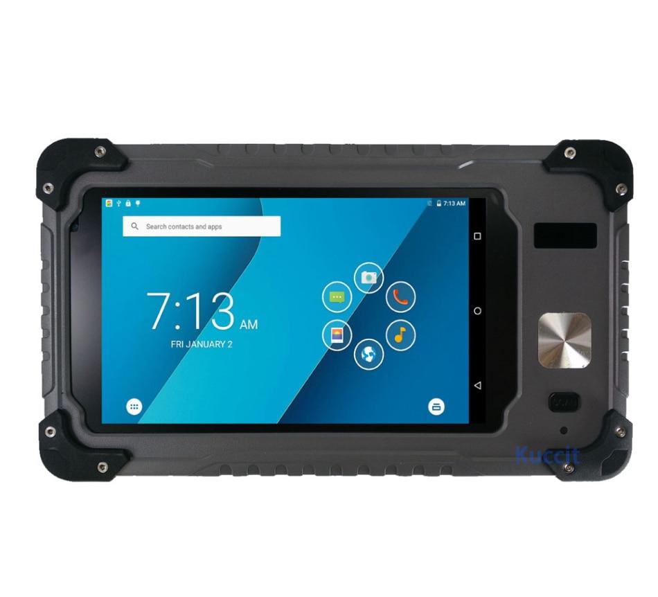 Kcosit 32gb GSM/WCDMA/LTE New Smartphone Rugged Waterproof Android Fingerprint Laptop