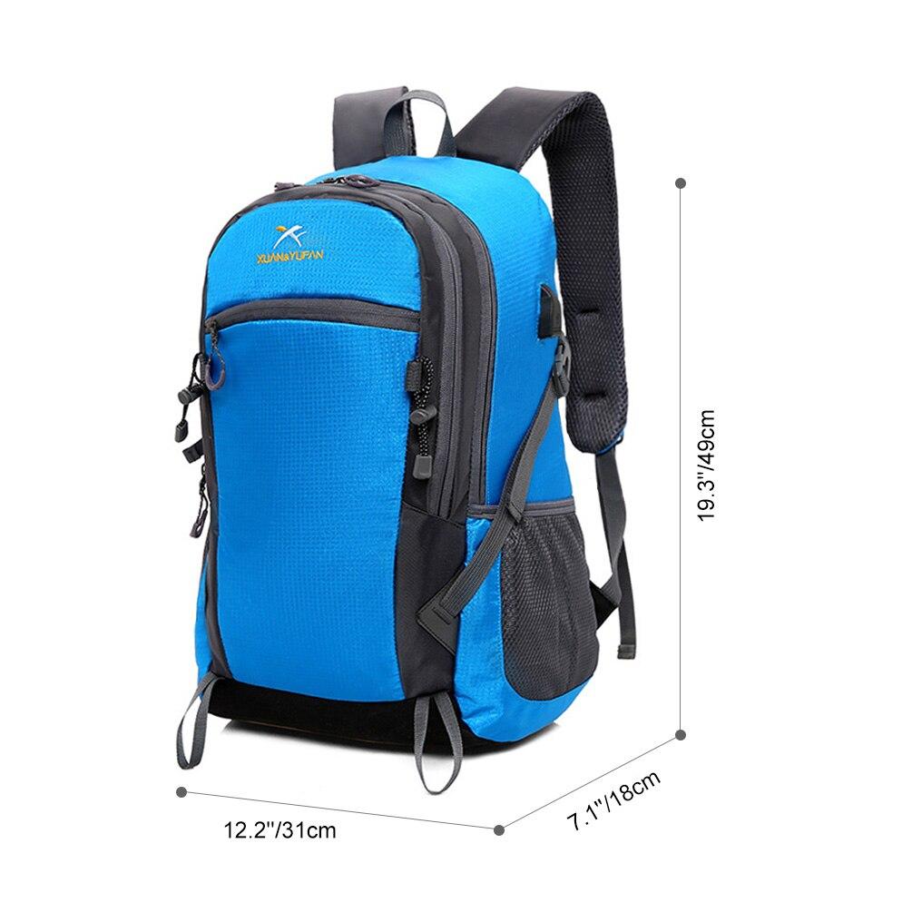 Ryggsäck Lättväska Ryggsäck Multi-Purpose Ryggsäck Trendy - Väskor för bagage och resor - Foto 2