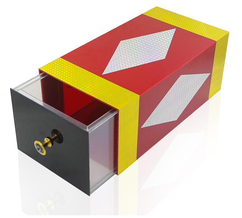 Tiroir Transparent boîte tours de magie objets apparaissant disparaître Magia boîte transparente magicien scène Illusions Gimmick accessoires comédie