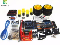 Multifunction Bluetooth Controlled Robot Smart Car Kits