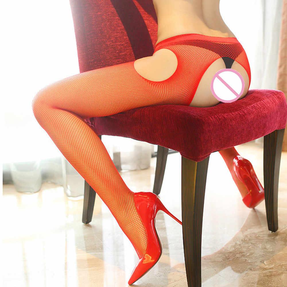 ストッキング女性エロセクシーなストッキング浅セクシーな Erotique ファッション女性の網タイツ Bodystockings パンストタイツストッキング #501