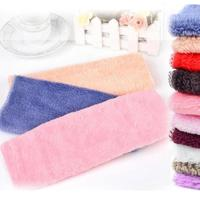 10pcs Set Napkins For Kitchen Anti Grease Dish Washing Cloth Wooden Fiber Washing Towel Magic Kitchen