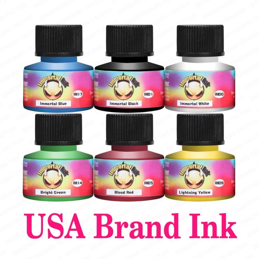 Gratis Billiga Tattoo Kit Komplett 2 Tatueringsmaskiner 6 färger USA - Tatuering och kroppskonst - Foto 5