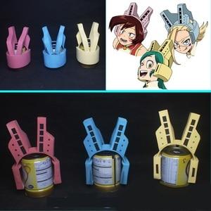 Image 2 - Шлем для косплея «Моя геройская Академия», «Мандалай», «ФК Боб», «Пуси», «Тигр», «Моя геройская Академия», «Моя геройская Академия», головной убор, реквизит для косплея