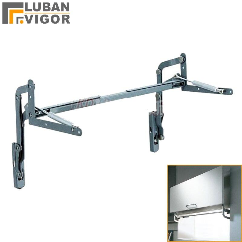 Melhor escolha, operada a Ar dobradiça no elevador vertical, transformando suporte pneumático de Translação, Ferragem da Mobília Em Casa, acessórios