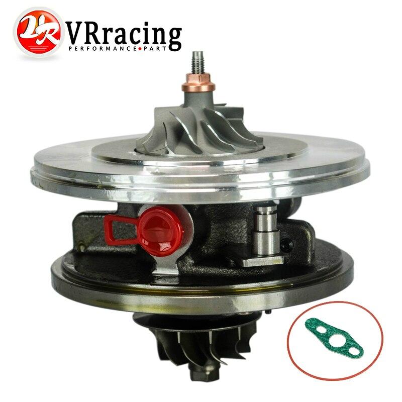 VR - Turbo cartridge GT1544V 753420 753420-5005S 750030 740821 0375J6 Turbo for Citroen Peugeot 1.6HDI 110HP 80KW VR-TBC11 turbo cartridge chra core gt1544v 753420 740821 750030 750030 0002 for peugeot 206 207 307 407 for citroen c4 c5 dv4t 1 6l hdi