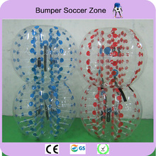 Free Shipping Dia 1.2m PVC Bubble Soccer Football Ball for Children Zorb Ball Inflatable Human Hamster Ball Bumper Ball