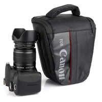Saco impermeável da caixa da câmera para canon 1300d 1100d 1200d 100d 200d dslr eos rebel t3i t4i t5 t5i t3 600d 700d fr-750d 550d 500d