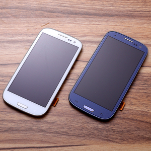 Image 4 - i9300 LCD For SAMSUNG Galaxy S3 i9300i Display Screen with Frame Replacement For SAMSUNG Galaxy S3 LCD i9301 i9308i i9301i