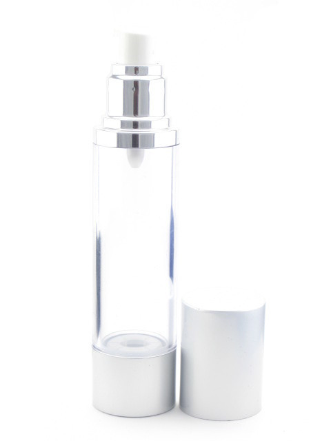 50ML Airless Bottle,pump,vacuum,lotion Bottle,Cosmetic Packaging