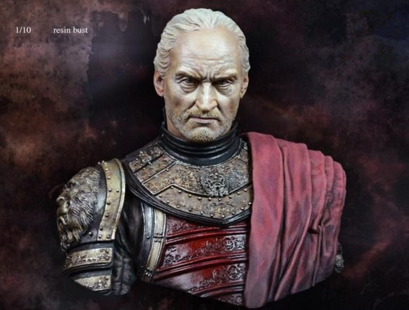 1/10 Scale Models A Song of Ice and Fire Tywin Lannister