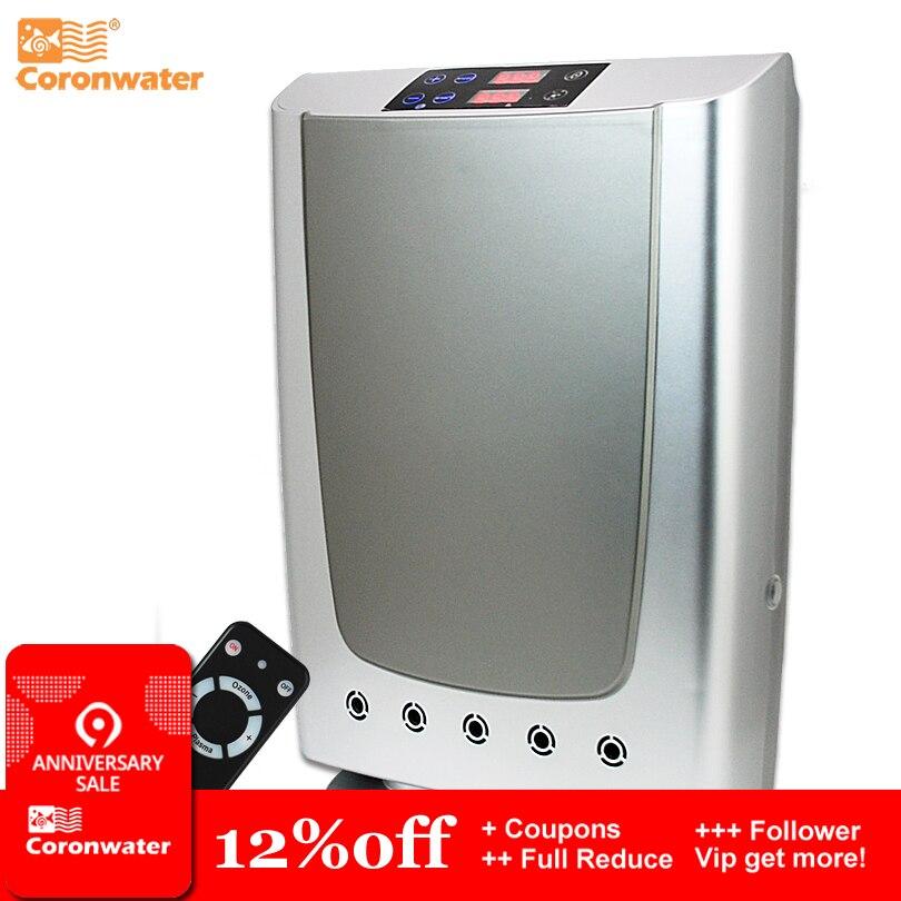 Очиститель воздуха плазмы и озона Coronwater для очищения воздуха дома/офиса и стерилизация воды