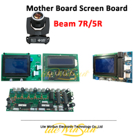 Litewinsune Freeship Mother Board Touch Screen Board for Beam 7R Beam 5R Moving Head Lighting