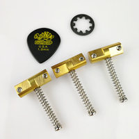 1 Pcs Brass Guitar Bridge Compensated Saddles For TL Replacement Part