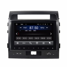 Quad Core 2 din 9″ Android 5.1 Car DVD GPS for Toyota Land Cruiser 2008-2015 With 3G WIFI Radio Bluetooth 16GB ROM USB DVR