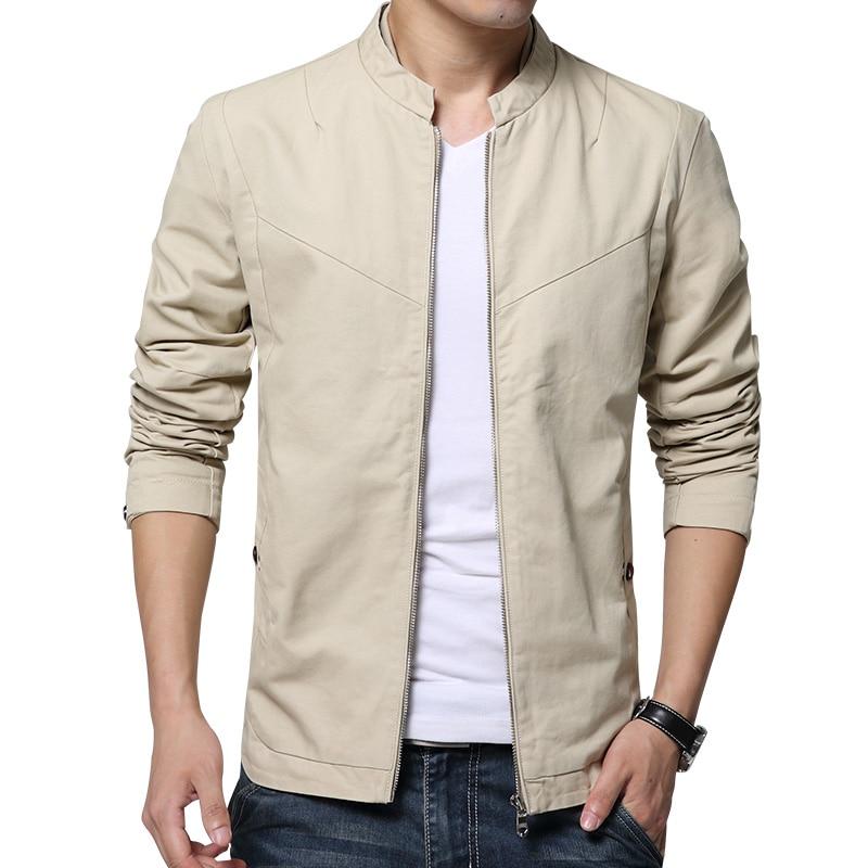 new autumn bomber jacket men fashion casual slim military veste homme outwear sportswear mens. Black Bedroom Furniture Sets. Home Design Ideas