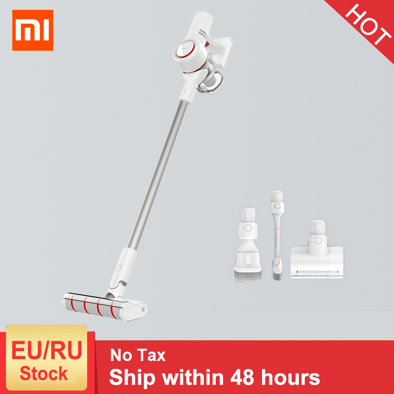 xiaomi dreame v9 vacuum cleaner handheld household portable wireless cordless cyclone suction. Black Bedroom Furniture Sets. Home Design Ideas