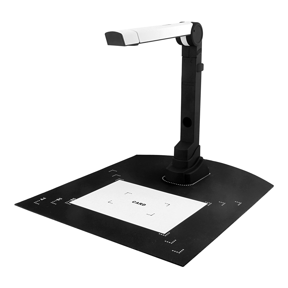 NETUM Portable Document Camera Scanner High Speed 5 Mega-pixel HD High-Definition Max A4 Scanning for Classroom Office NT-SD002 eloam s1000 10mp hd camera cmos a4 high speed usb 24bit portable document camera visualizer hd document scannner