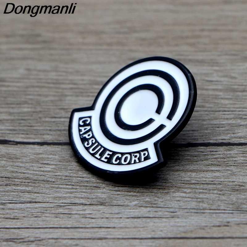 L3638 Anime Dragon Ball Z Emaille Pins En Broches Voor Vrouwen Mannen Revers Pin Rugzak Tassen Badges Kids Geschenken Sieraden