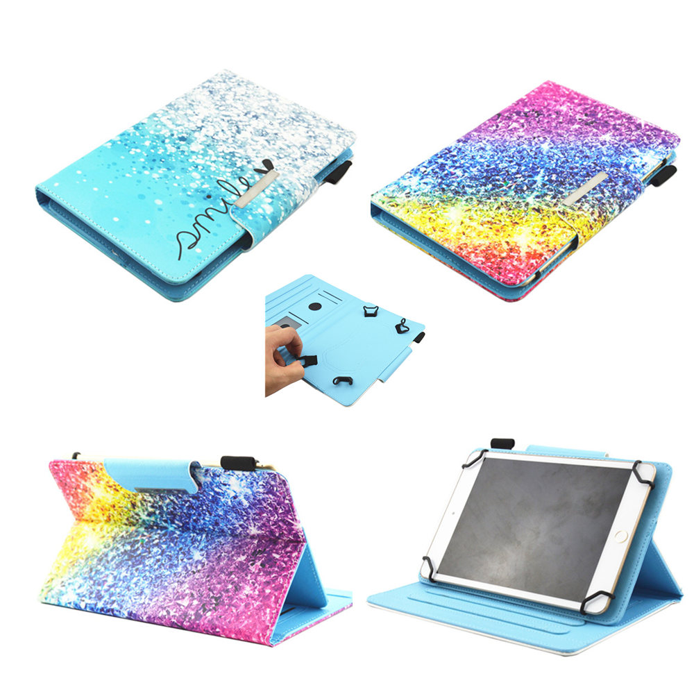 For PocketBook basic 3 611/613 641 aqua 2 / 631 Plus Touch HD 2 631 6 inch Ereader Stand PU Leather 7.0 inch Universal Case kinston kst91872 ladybug petunia w rhinestones pattern pu case w stand for iphone 6 multicolored