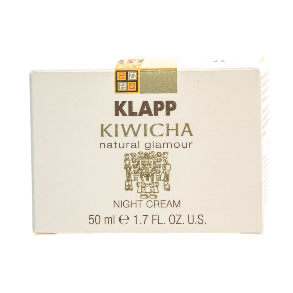 Night Creams KLAPP KL2703 cream nighttime skin care face klapp asa peel care cream