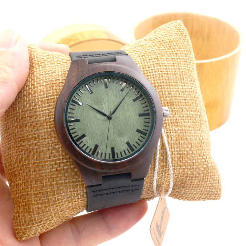 men strap with products big and genuine bird watches women bobo role leather display wood watch brand calendar bobobird