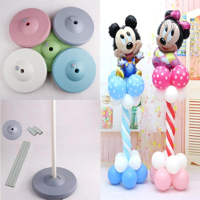 Wedding columns reviews online shopping wedding columns for Water balloon christmas decorations