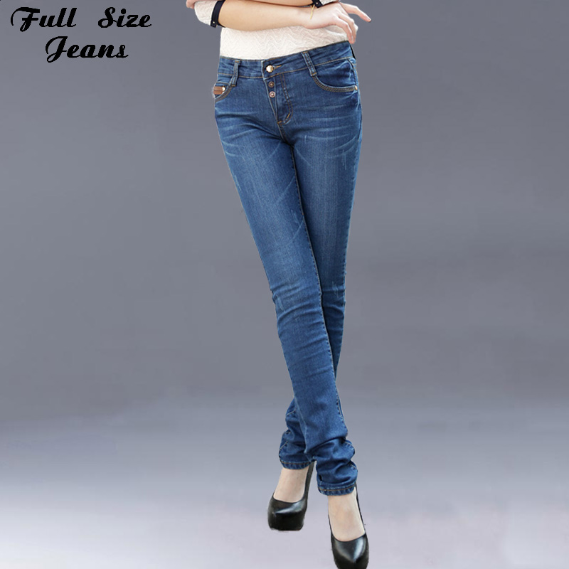Popular Plus Size Colored Skinny Jeans-Buy Cheap Plus Size Colored