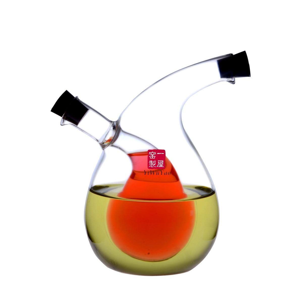 creative kitchen supplies oil and vinegar bottle oiler. Black Bedroom Furniture Sets. Home Design Ideas