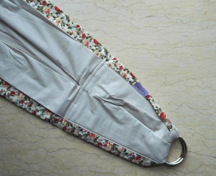 Регулируемая Детская сумка-кенгуру для детей с кольцом metel лучший подарок для ребенка один размер