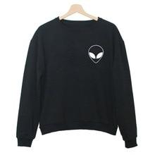 Super geek Alien / UFO women sweatshirt