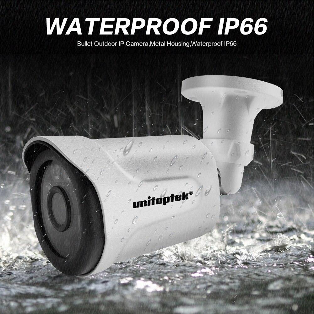 H.265 Wide Bullet IP Camera 1080P 4MP 5MP Email Alert XMEye ONVIF P2P Motion Detection 48V POE CCTV Camera Outdoor IR 20m