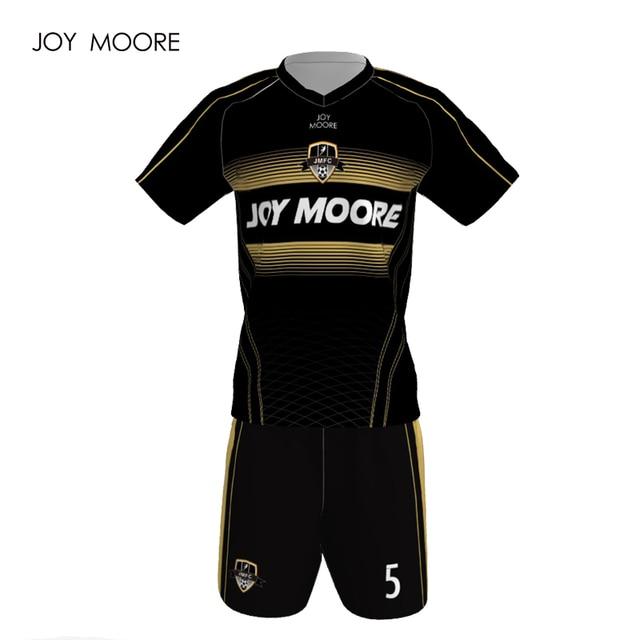 2ec8bd4f58 Conjuntos de camisas de futebol personalizado uniformes de futebol camisas  de times de futebol de sublimação