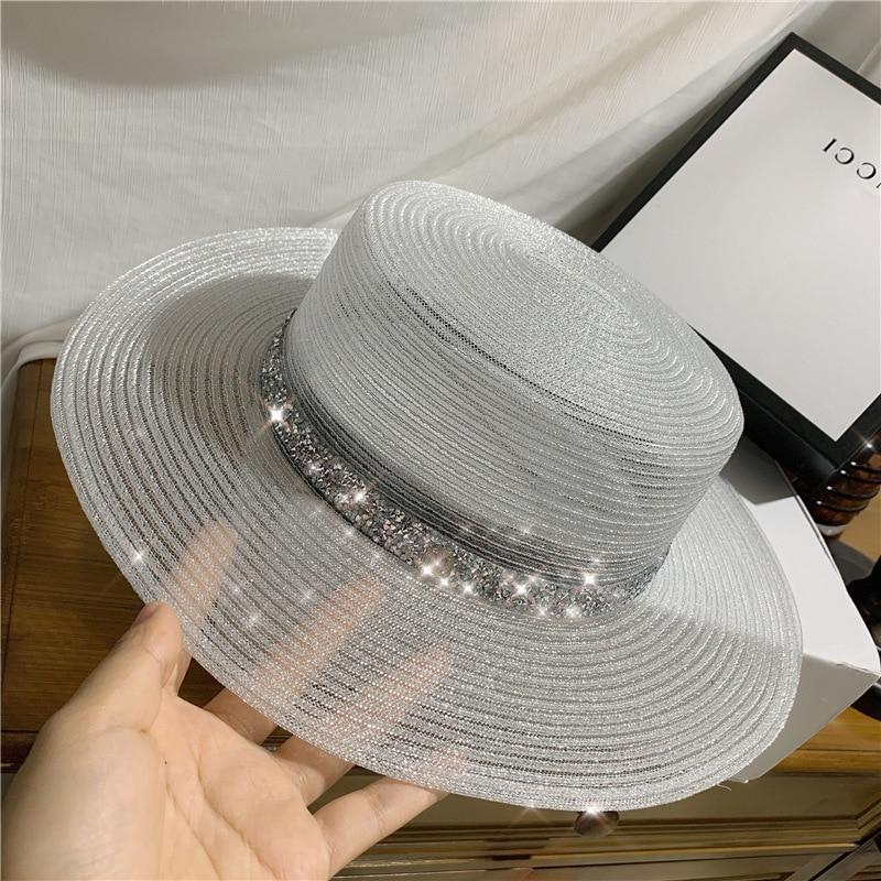 Chapeau panama jazz transparent 5