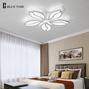 Image 4 - シンプルでモダンな Led シャンデリアリビングルームベッドルームダイニングルームのためルームランプ Lustres LED 天井シャンデリア照明器具照明器具
