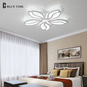 Image 4 - Simple Modern Led Chandelier For Living Room Bedroom Dining Room Lamp Lustres LED Ceiling Chandelier Lighting Fixtures Luminaire